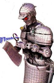 D'Trends - robot