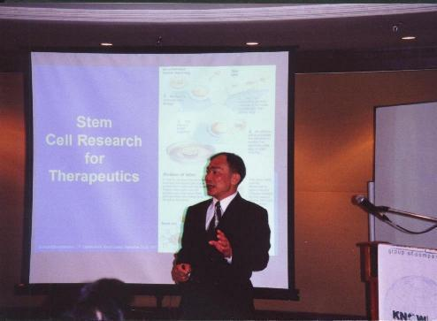 Hal lectures on stem cells